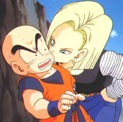 krillin and android 18 which is the poll results z fanpop