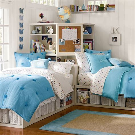 bedroom l ideas blue bedroom decorating ideas for teenage girls