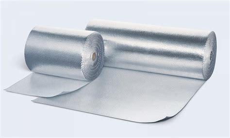 Isolierfolie Alu Beschichtet by Sunset Folien Gmbh Aluminiumkaschierte Luftpolsterfolie