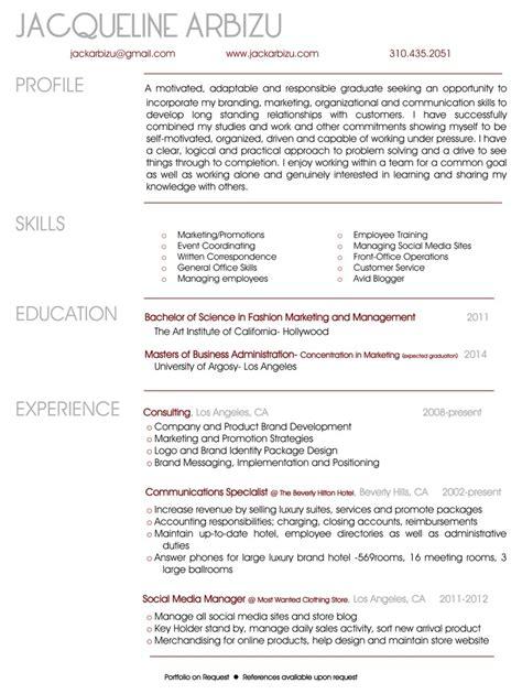 resume job tab