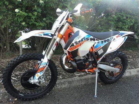 2014 Ktm 300 Six Days For Sale Classic And Race Bike Used 2014 Ktm Exc 300 Cc 300 Exc