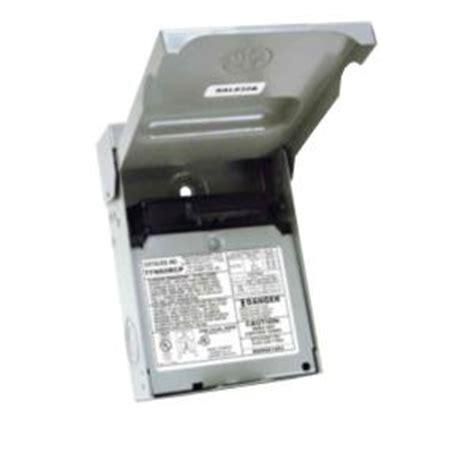 ge  amp  volt  fuse metallic ac disconnect