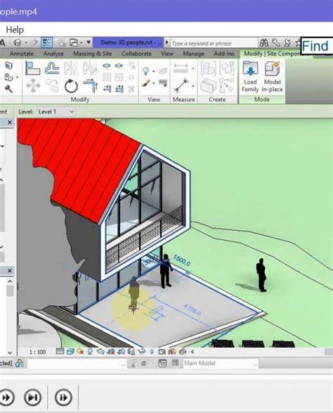 revit tutorial creating families create truly 3d revit people families revit boost