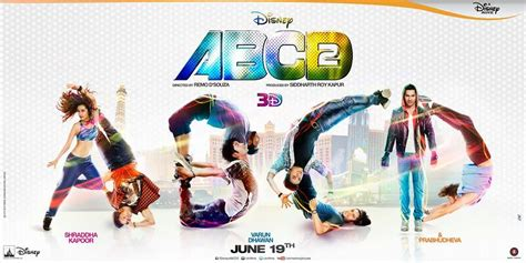film india terbaru abcd abcd2 new poster and songs bollyspice com the