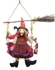 What Is A Kitchen Witch by Swinging Kitchen Witch Doll Pendle Witches