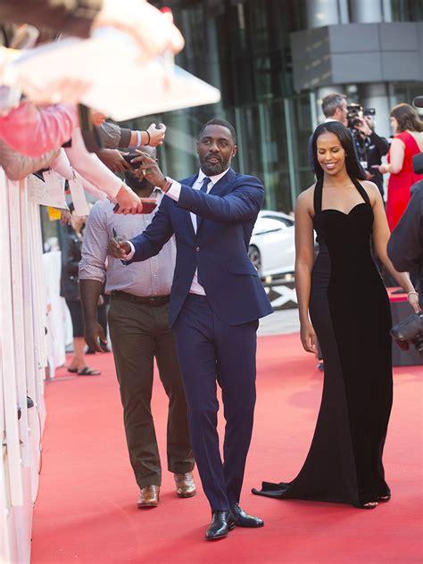 Idris Elba Sabrina D Re Sandra Rose