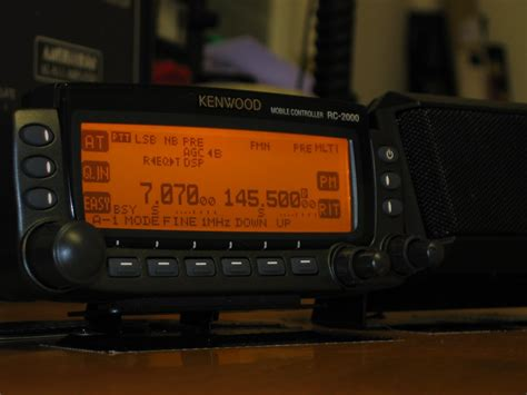 kenwood ts  remote mobile controller rc  review