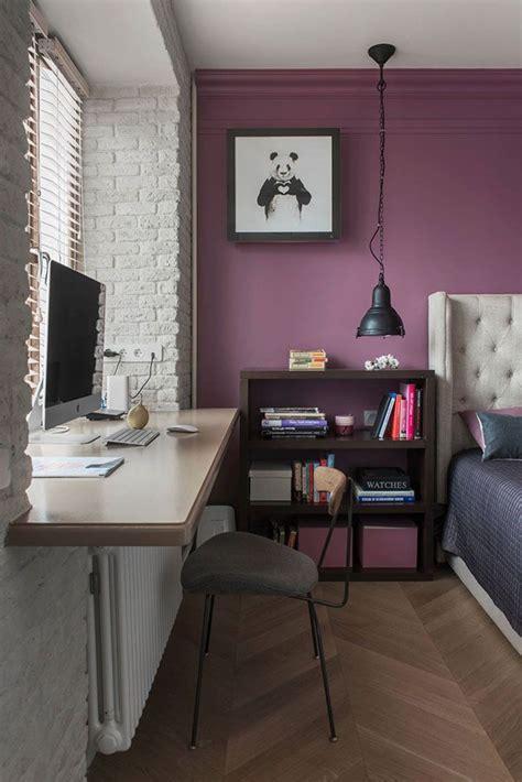 fotos  ideas  pintar una habitacion en dos colores decoracion de dormitorios juveniles