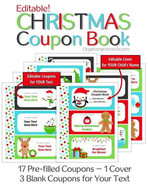 coupon book for template the world s catalog of ideas