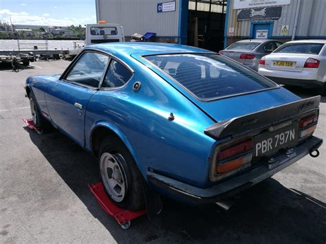 datsun z cars for sale 1974 datsun 240z bridge classic cars