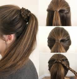 how to give myself the best hairstyle with a widows peak for wundersch 246 ne flechtfrisuren in 10 minuten 26 diy ideen