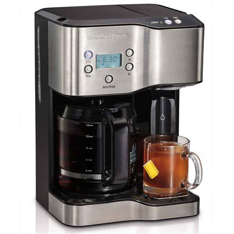 coffee makers hamiltonbeach