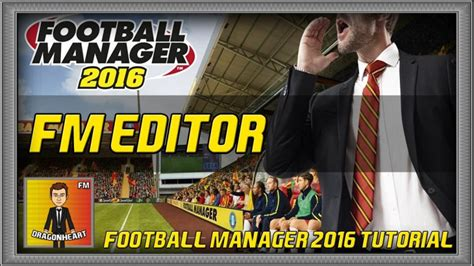 Football Manager 2016 Edit 246 R Indir Kullanım