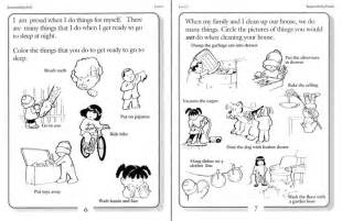 activities life skills worksheets curriculum lesson