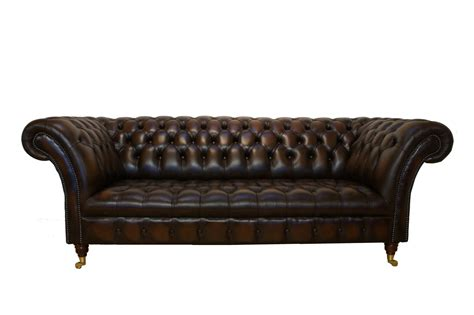 Leather Chesterfield Sofa by Chesterfield Sofas January 2011