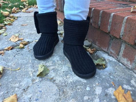 Classic Cardy Ugg Boots Will You Get Them by Ugg Australia Classic Cardy Review Three Way Coziness