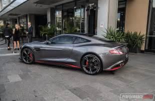 Vanquish S Aston Martin 2017 Aston Martin Vanquish S Makes Australian Debut In