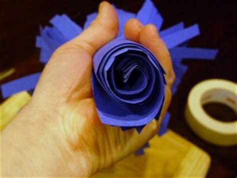 How To Make Paper Pom Poms For Cheerleading - crafts enjoy family food