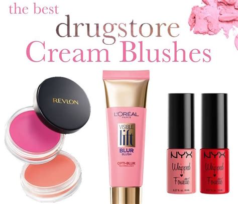Creme Blush best drugstore blushes for a rosy glow