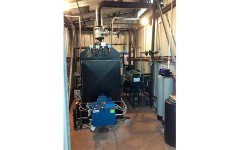 Photos Of Building Heat Boilers Columbia Boiler Co