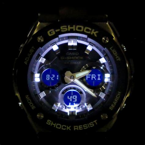 Lcd 14 1a casio releases the indestructible g shock g steel series