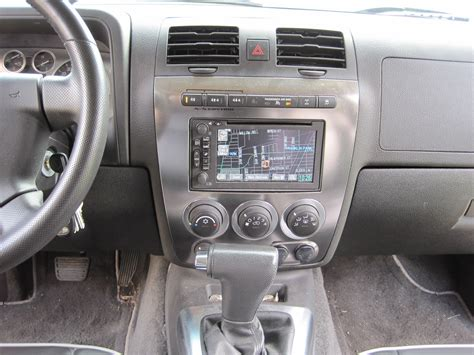 Hummer H3 Interior by 2006 Hummer H3 Interior Pictures Cargurus