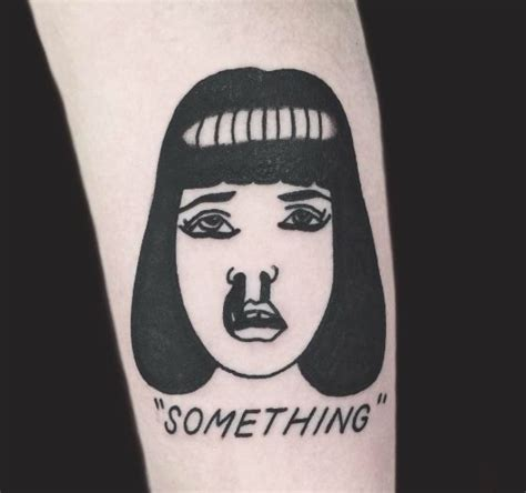 pulp fiction tattoo best 25 pulp fiction ideas on pulp