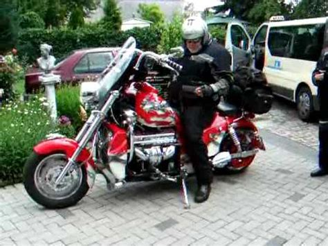 Bosshoss Bike Burnout by Hoss Uk V8 8200cc Ride Doovi