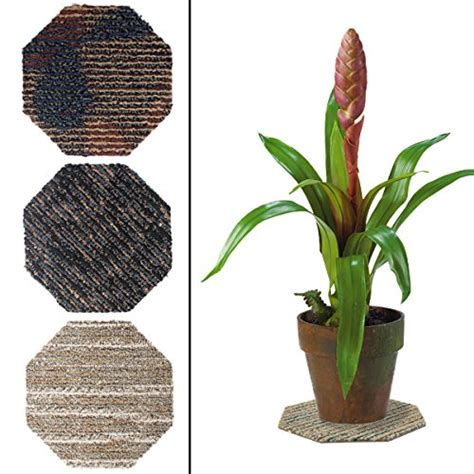 floor protectors for plants 3 plant coasters 7 quot house planter flower pot waterproof