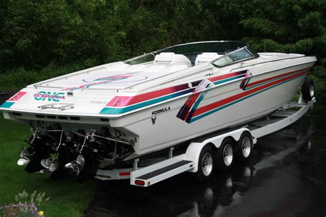 formula 419 1995 for sale for 5 000 boats from usa - Formula Boats For Sale Ebay