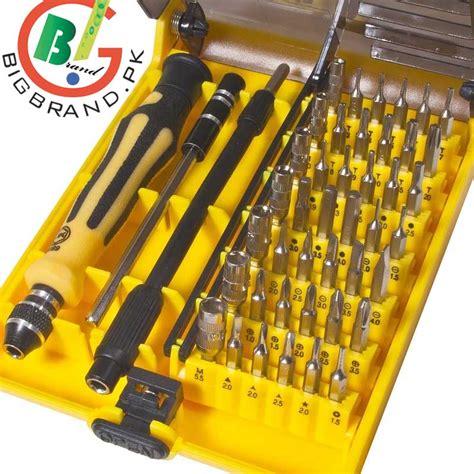 Jual Obeng Y1 45in1 jackly jk 6089a precision screwdriver set
