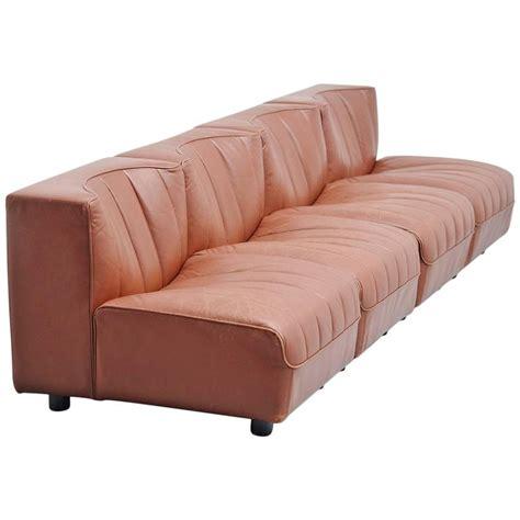 elements couch tito agnoli arflex element sofa mode 9000 italy 1969 at