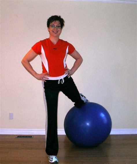exercise ball exercises  hockey
