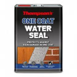 Thompsons One Coat Patio Sealer by Weatherproof Howarth Timber