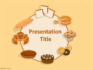free bakery powerpoint template download free powerpoint ppt