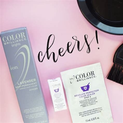 ion color brilliance absolute perfection color sealer step 2 reviews 123 best hair color images on pinterest