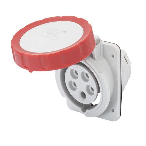 Mobile Mounting Socket 32a 2p socket outlet gw62243h gewiss