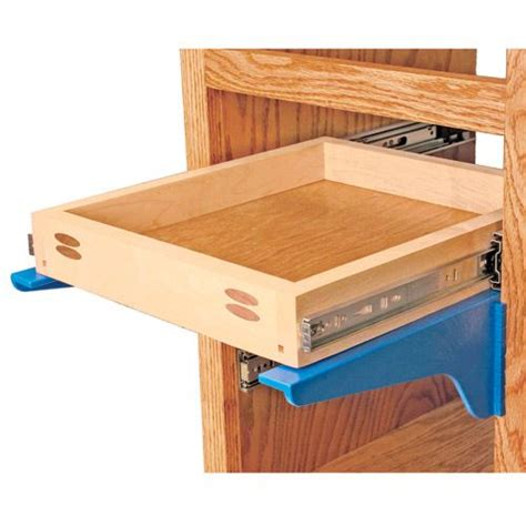 Kreg Drawer by Kreg Drawer Mounting Brackets Rockler When I Get