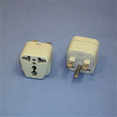 using a quick 220® voltage converter with 230 volt plug