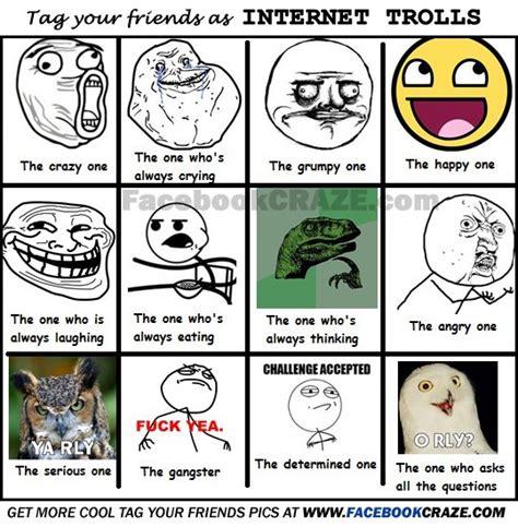 Troll Internet Meme - tag your friends as internet trolls cringeworthy know