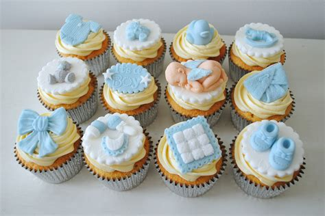 Baby Boy Shower Cupcakes by Miss Cupcakes 187 Archive 187 Boy Baby Shower Cupcakes 12