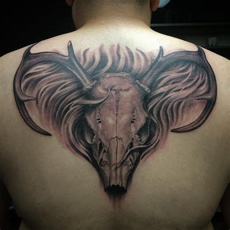 deer skull tattoos 20 cool deer skull tattoos you ll adore