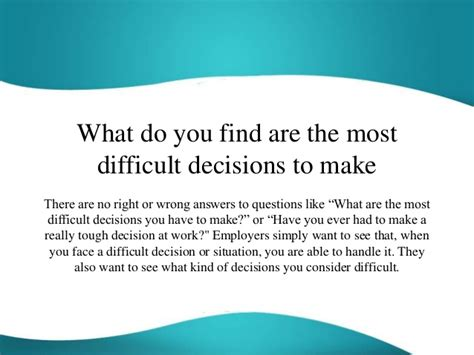 What Do Search For The Most What Do You Find Are The Most Difficult Decisions To Make