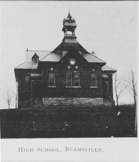lincoln library ca beamsville schools lincoln library digital collections