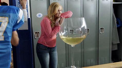 amy schumer details   massive wine glass