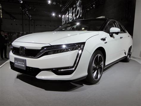 Honda Wi by Honda Clarity