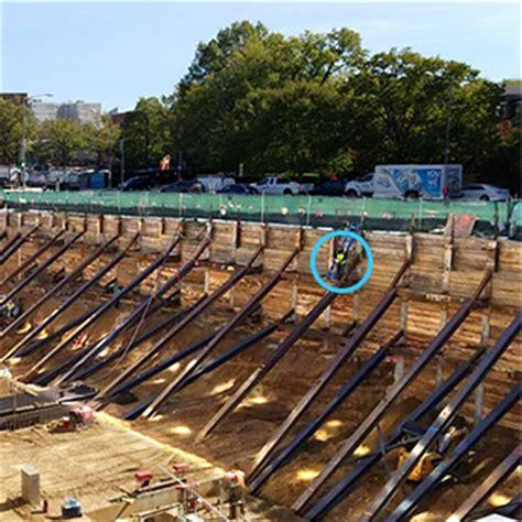 support of excavation – geo instruments