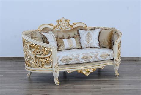 European Couches by European Furniture Bellagio Sofa Set Usa Furniture Warehouse