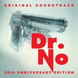 dr no 50th anniversary edition soundtrack 1962