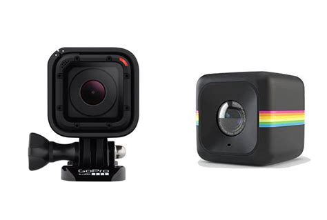 Gopro Cube gopro hero4 session vs polaroid cube which is better